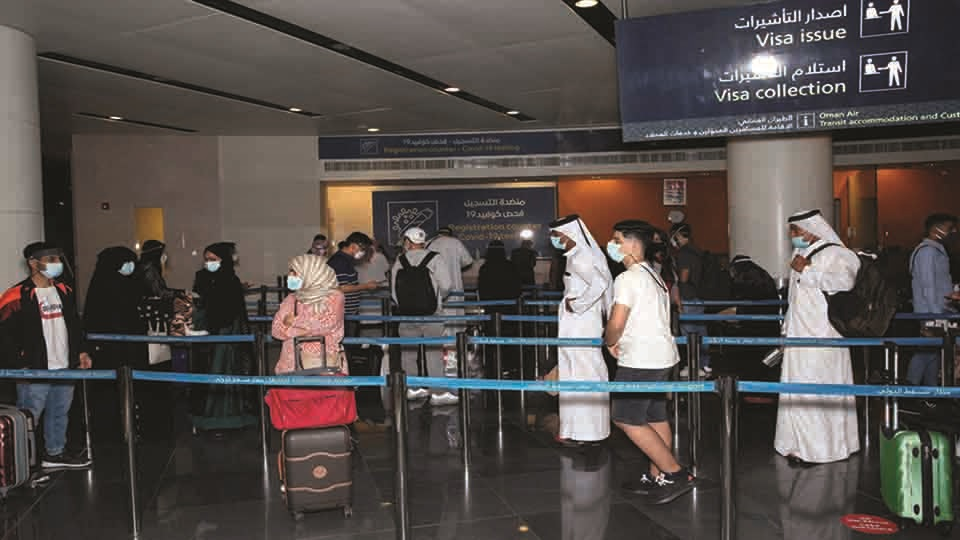 Oman suspends flights from 24 countries, including Bangladesh