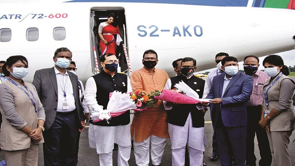 US-Bangla eyes contributing to 50pc aviation market share : MD Mamun
