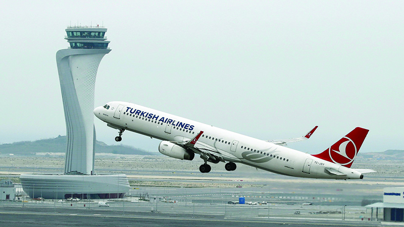 Turkish Airlines operating 797 flights per day even amid pandemic