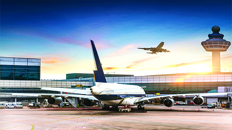 Int'l flights in APAC still struggling following Covid