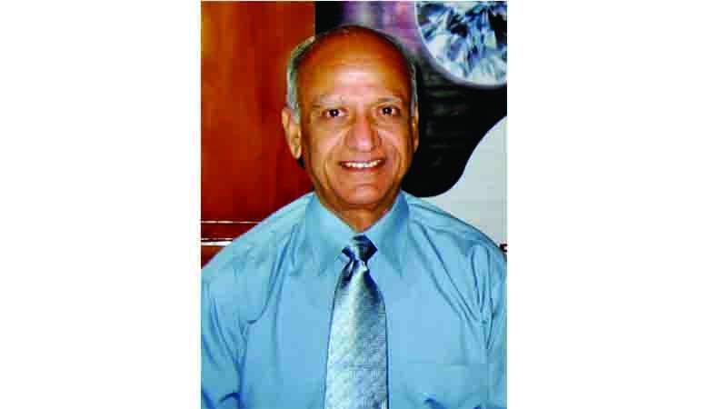 Shamshad Ahsan passes away