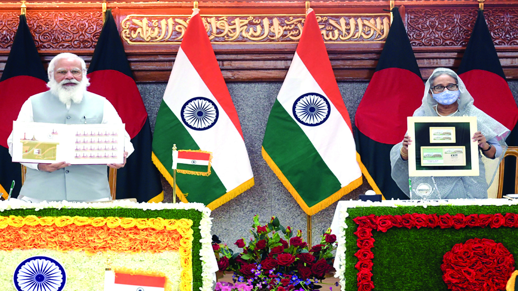 MoUs signed with neighbouring countries to boost connectivity, tourism