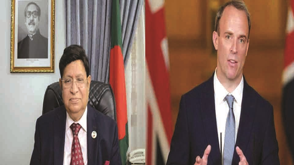 Remove Bangladesh from Covid-19 red list : Momen