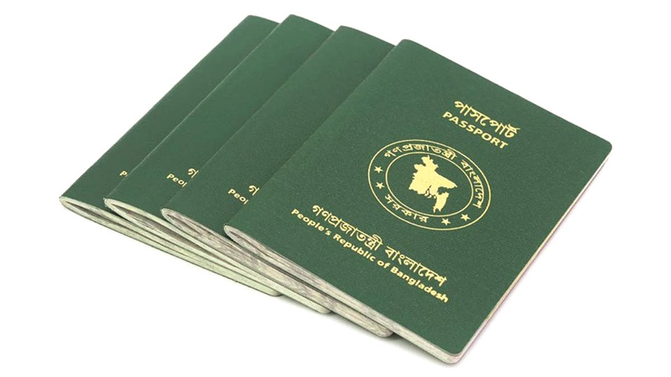 VOA in 40 countries for Bangladesh passport