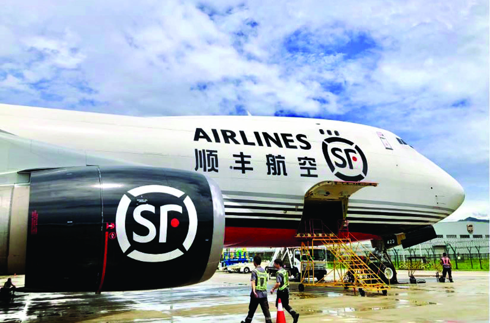 SF Airlines launches new cargo route Chengdu-Dhaka