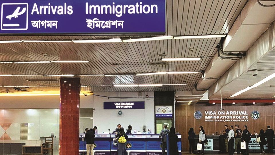 Unvaccinated passengers from 16 countries to complete institutional quarantine in BD