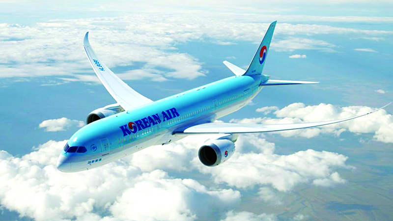 Korean Air reports 2020 profit due to cargo despite pandemic hit