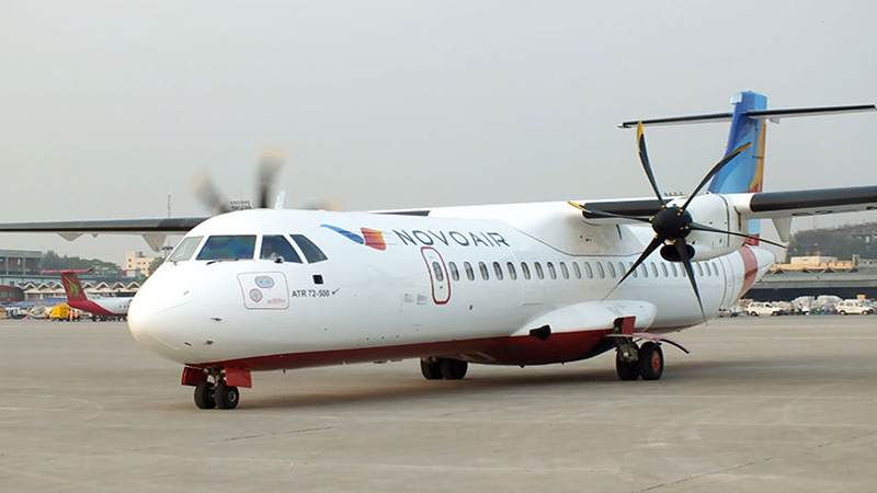 NOVOAIR resumes domestic flights to six destinations