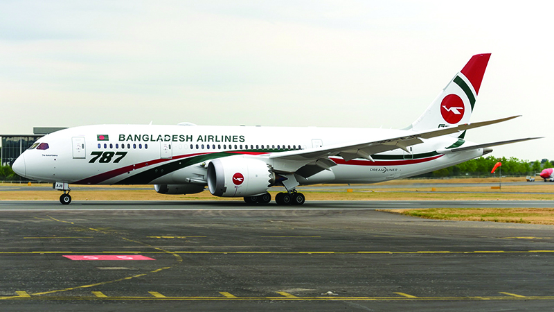 Biman turns 48 years