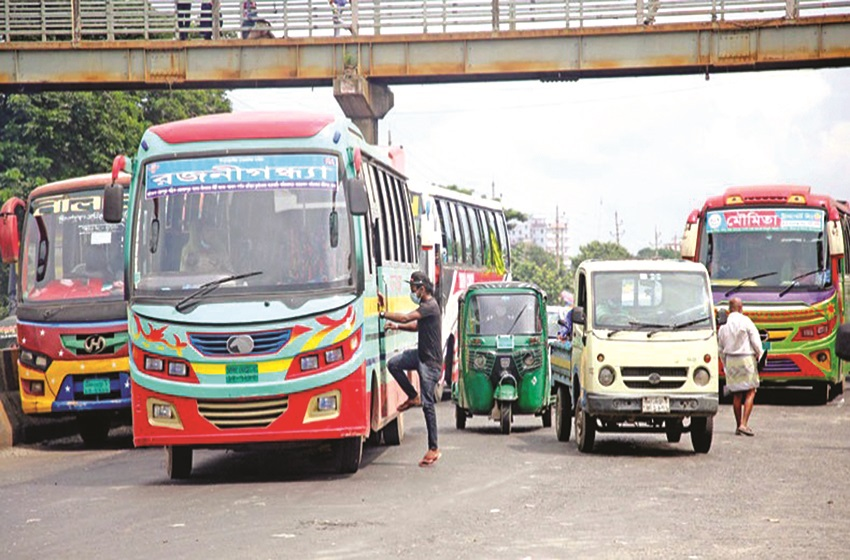 Bangladesh Bank launches BDT 100cr refinance scheme for bus owners