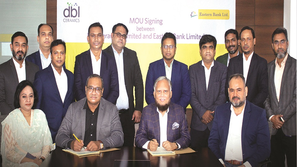 DBL sign multiple service agreement with EBL