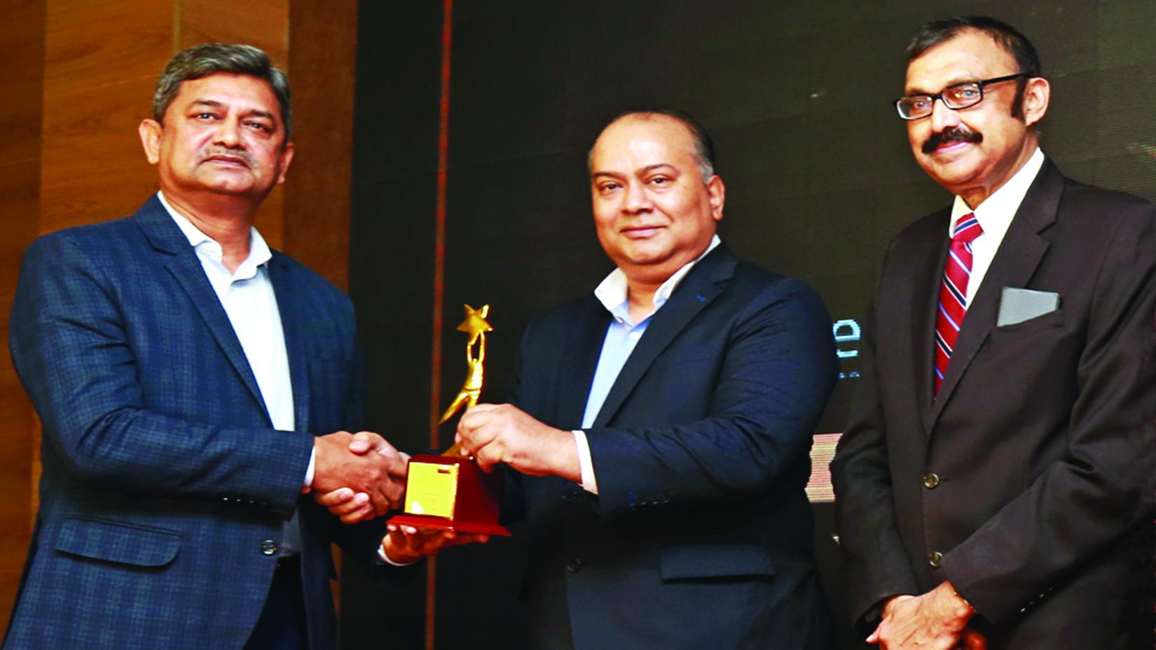 bKash wins 'Iconic Company' award