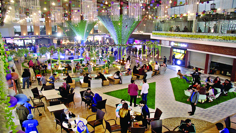 Visit Flavours on Fire for fun-filled gastronomic day-out