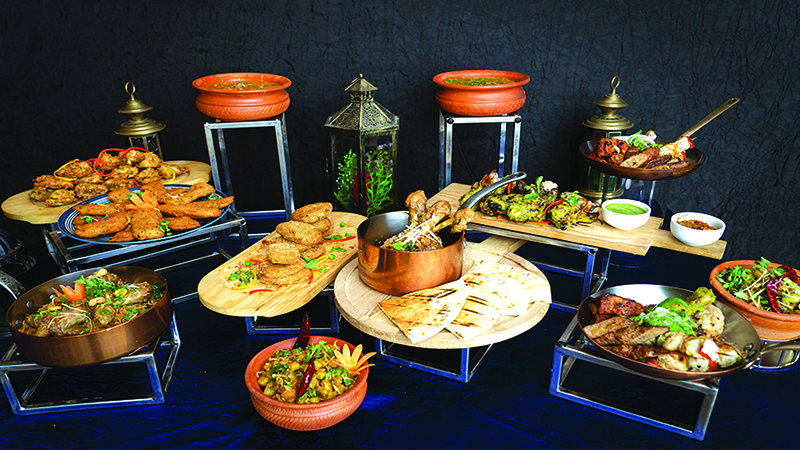 Exquisite Ramadan offerings from The Westin Dhaka