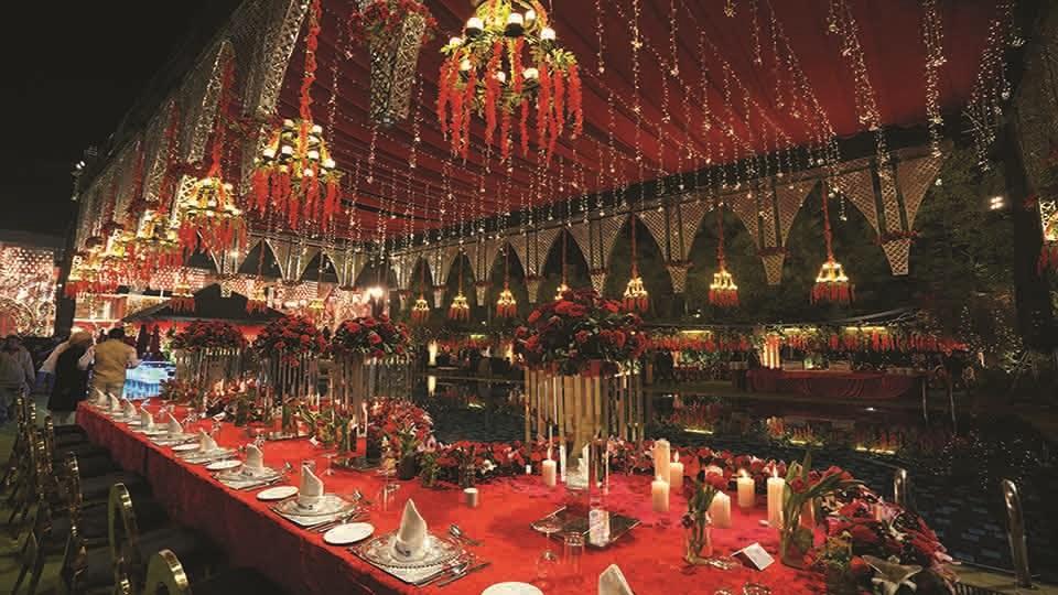Beatific wedding at Radisson Blu Dhaka