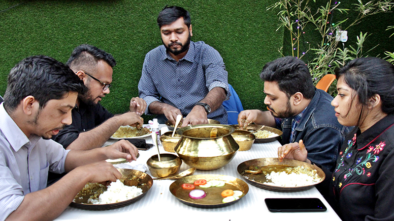 Authentic Kabab Express now serving Bangla cuisine too