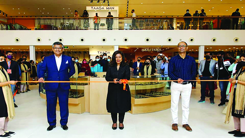 Aarong launches multi-brand outlet at Tejgaon