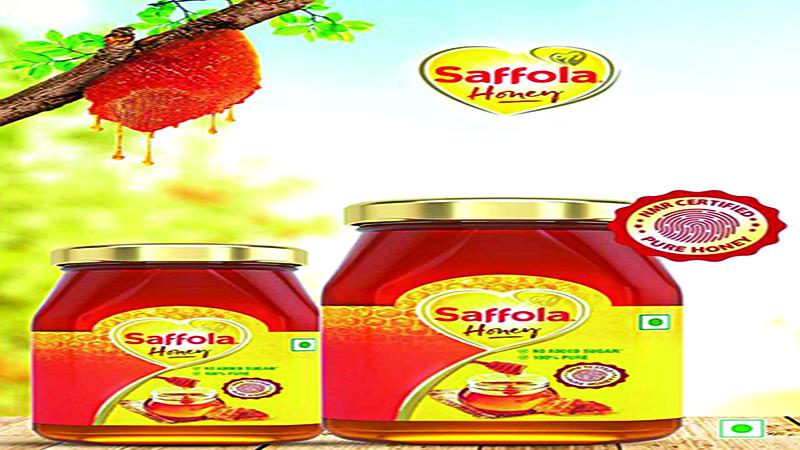 Saffola launches '100pc Pure' Honey