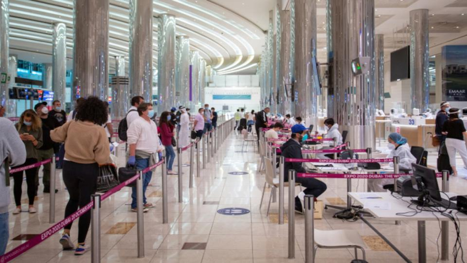 Passengers from UK, Germany no longer need PCR test prior travel to Dubai