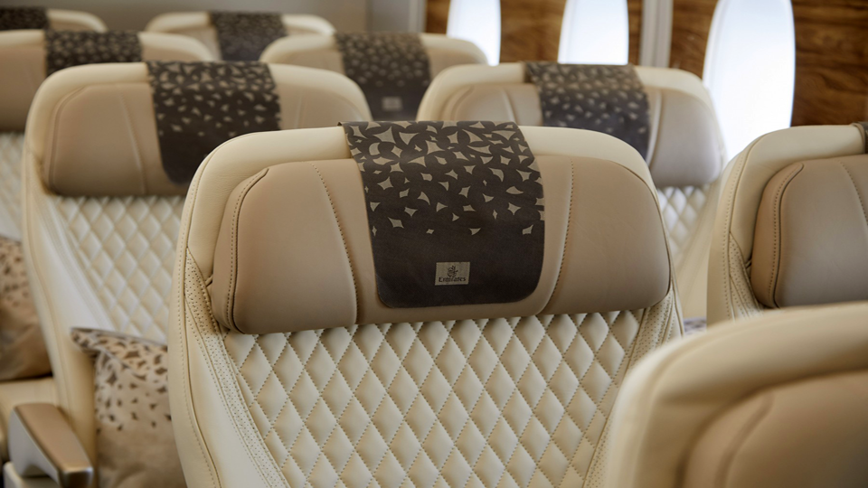 Emirates to showcase its Premium Economy Seats at ATM