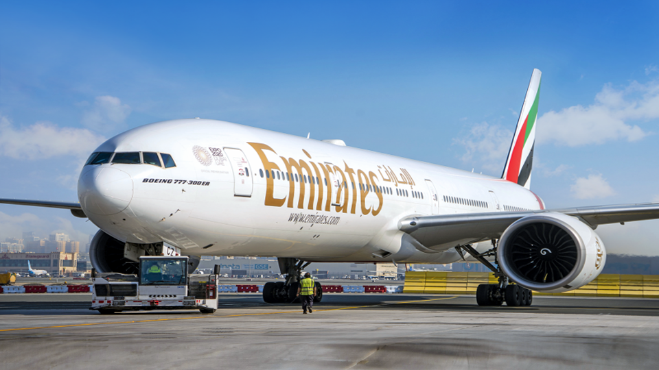 Emirates will serve 12 US gateways following launch of a new service to Miami