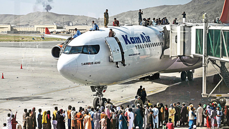 Airlines warned to stay away from Afghanistan