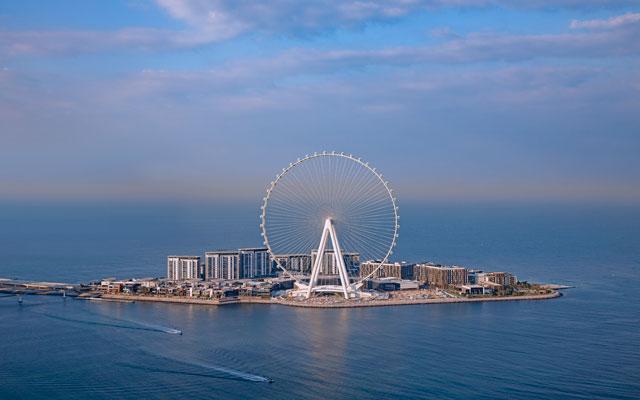 World's tallest observation wheel set to open in Dubai next month