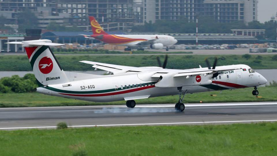 Biman to resume flights to Kathmandu from Feb 1