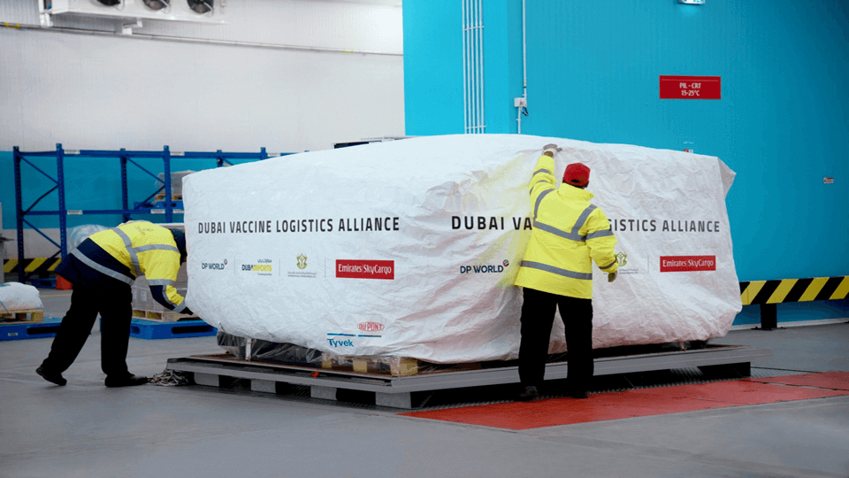 Dubai forms Vaccine Logistics Alliance