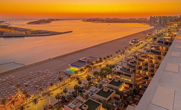 Dubai leads Middle East in hotel occupancy