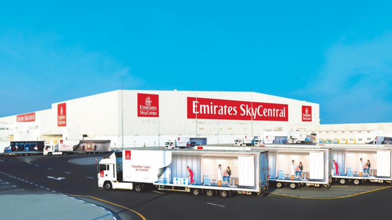 Emirates to set up an air cargo hub for COVID-19 vaccine