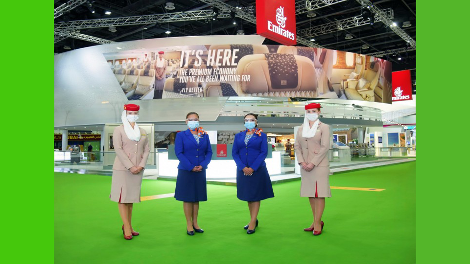 Emirates and flydubai combined network to cover 168 destinations by end of May