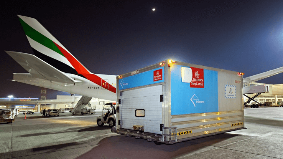 Emirates transported around 59 million doses of COVID-19 vaccines on its flights