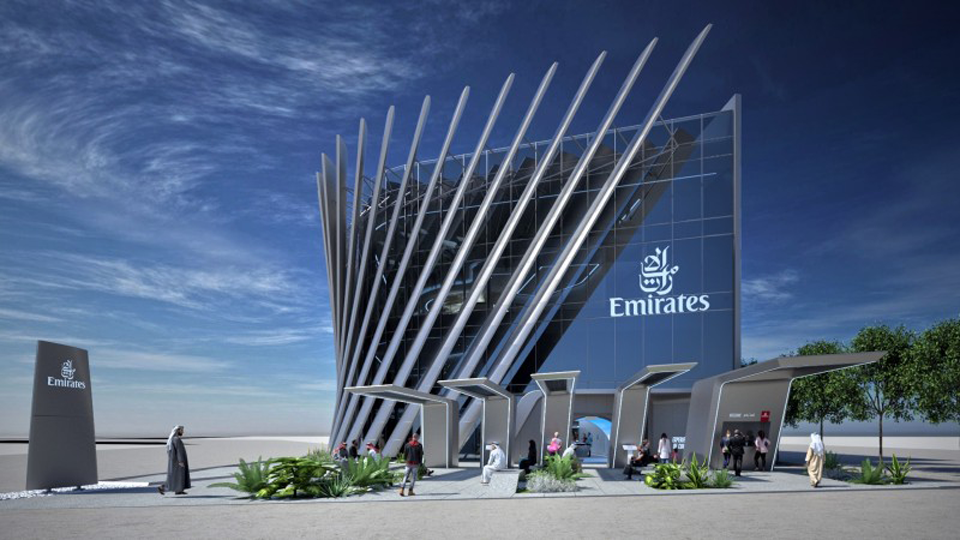 Complimentary World Expo passes for Emirates travelers