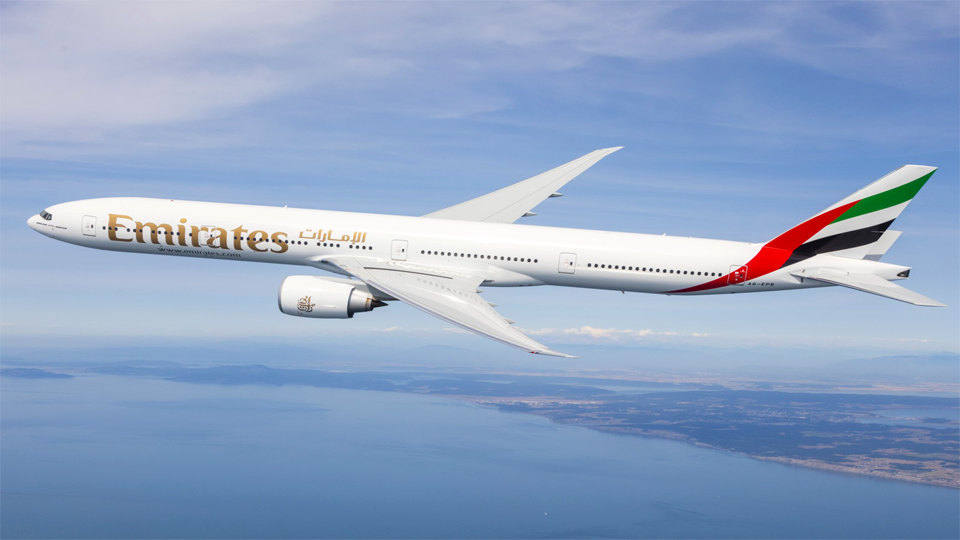 Emirates to operate one-way passenger flights from UK