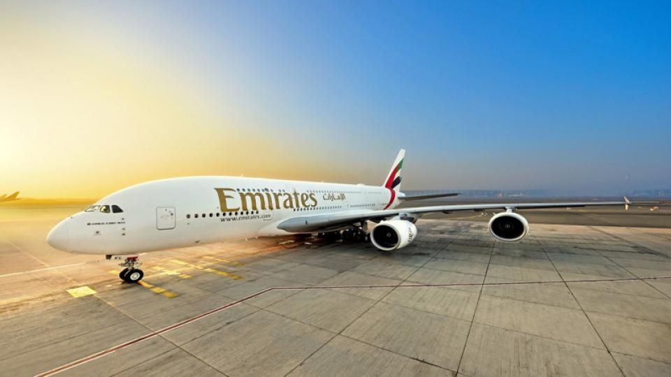 Emirates receives delivery of another Airbus A380