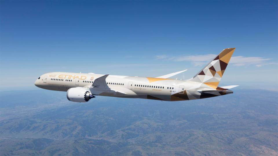 Etihad Airways increases frequency to three weekly to Dhaka