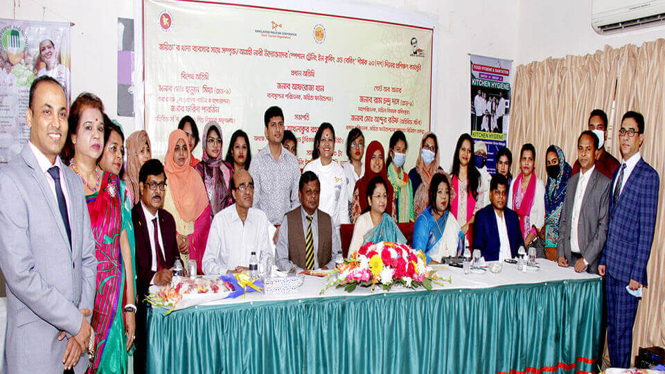 Joyeeta organises cooking course for women entrepreneurs at NHTTI