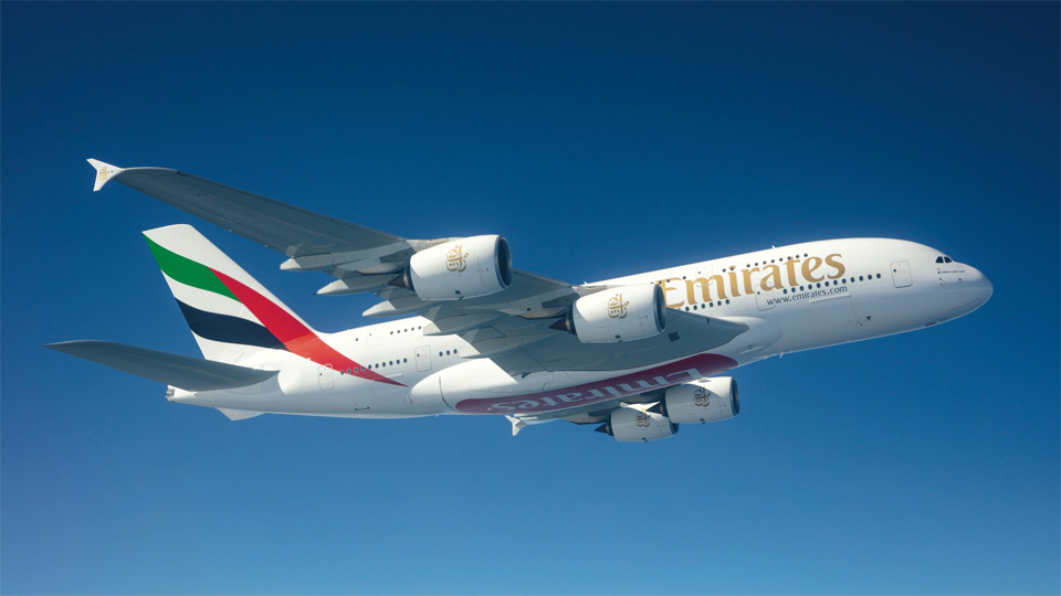 Emirates to operate 78  weekly  flights to US  from October