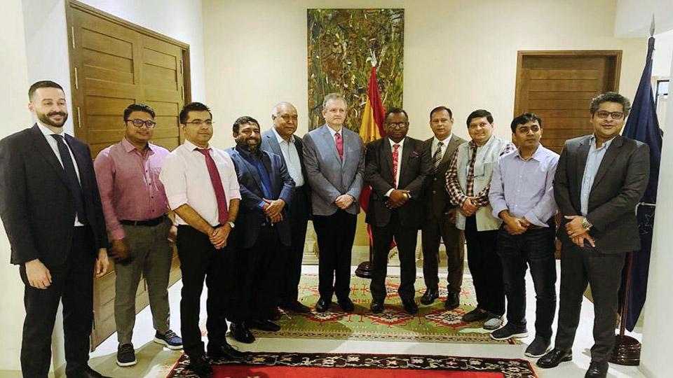Spanish envoy urges to strengthen tourism, trade with Bangladesh