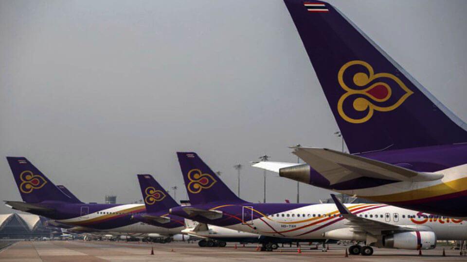 Thai Airways CEO resigns