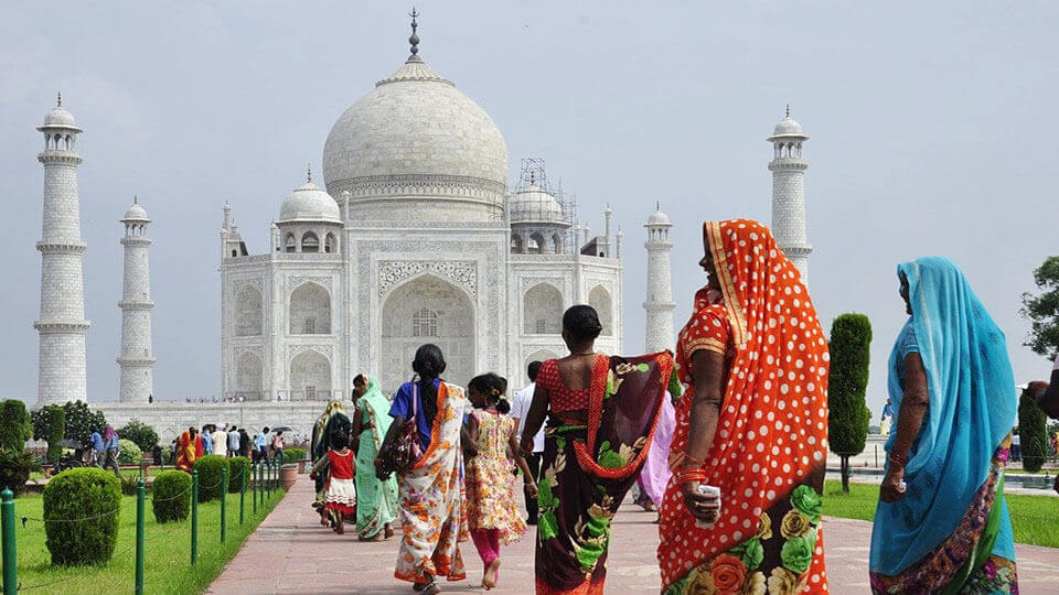 Tourist destinations begin to reopen again in India