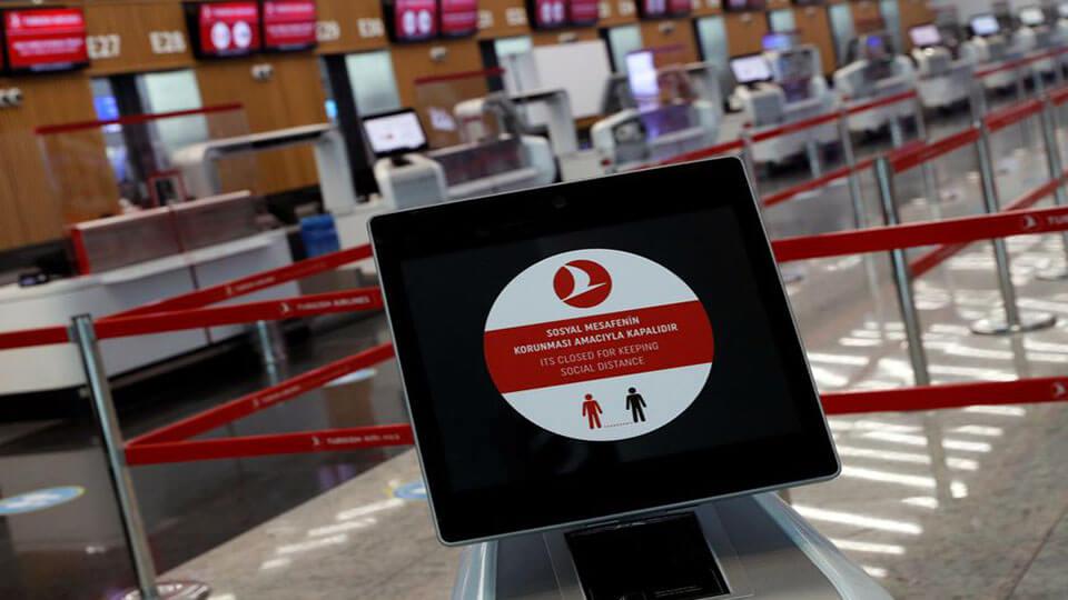 Turkey halts flights from Bangladesh, 5 countries due to virus variants