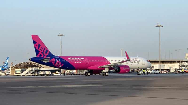 Wizz Air Abu Dhabi to launch flight operations on January 15