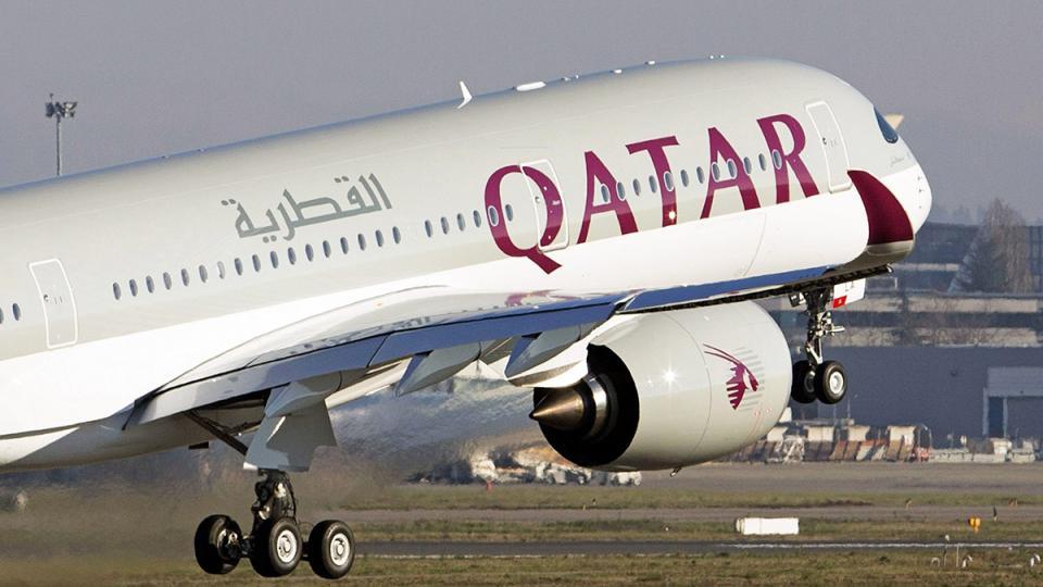 Pakistan fines Qatar Airways for violating SOPs