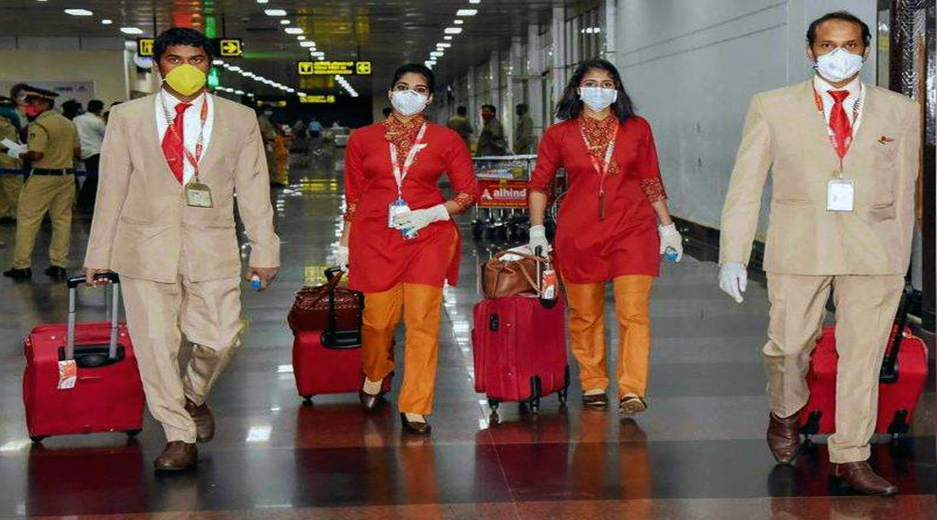 Air India plans to vaccinate entire staff by month end