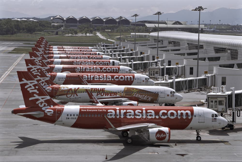 Airbus and AirAsia reach agreement to modify undelivered aircraft orders