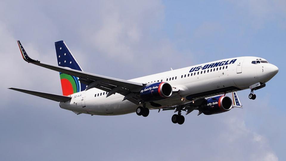US-Bangla resumes flights to Chennai from Oct 28