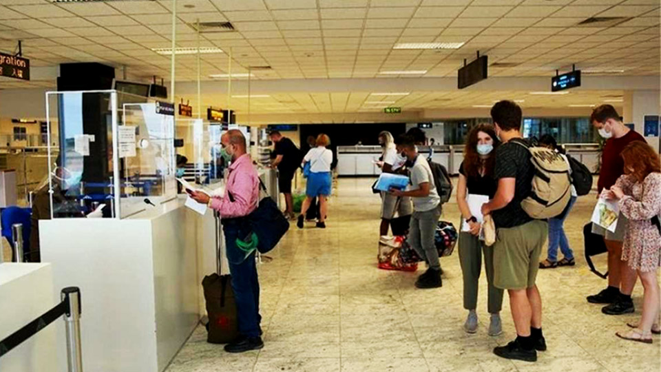 Sri Lanka reopens on-arrival ETA counter at two airports