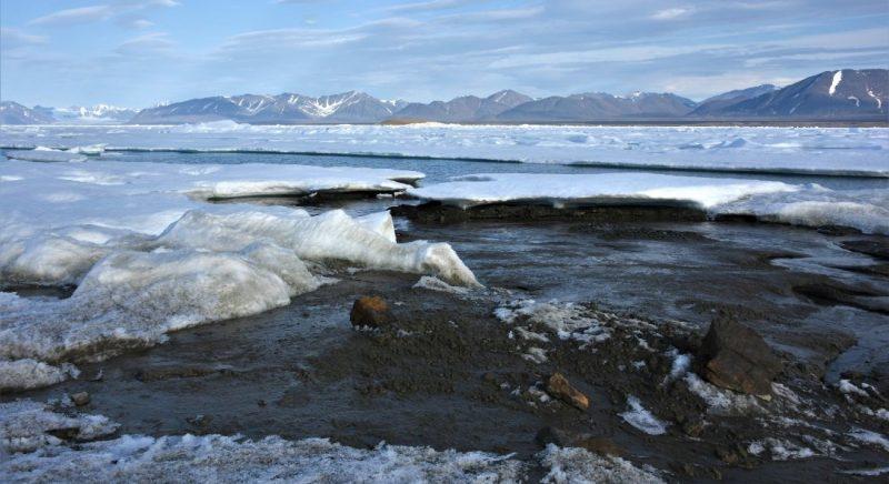 World's 'northernmost' island found